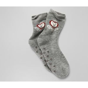Tchibo 1 pár női csúszásgátló zokni kép