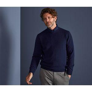 férfi kasmír pulóver kép