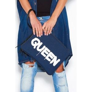 Sugarbird clutch QUEEN kép