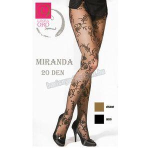 Linea Oro Miranda 20 mintás harisnya kép
