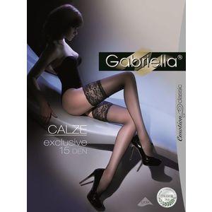 Gabriella 8730 Calze Exclusive 15 combfix kép