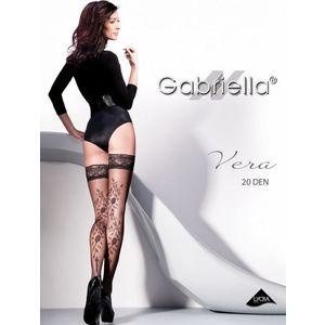 Gabriella 8741 Calze Vera 20 mintás combfix kép