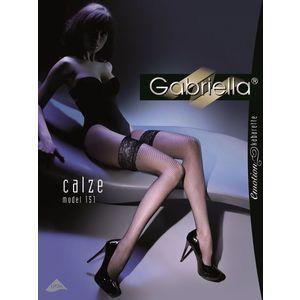 Gabriella 8770 Calze Kabarette 151 kislyukú necc combfix kép