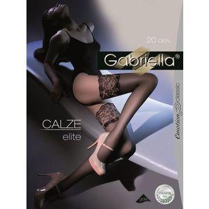 Gabriella 8738 Calze Elite 20 combfix kép