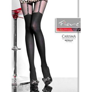 Fiore Carisma 40 lurex mintás harisnya kép