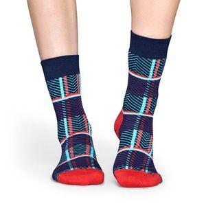 Happy Socks IRTRT01 retro mintás zokni kép