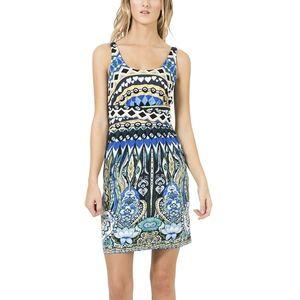 Desigual 61V21C6 5024 Mintás női ruha kép
