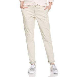 6977eba1e9 Tommy Hilfiger 1M87654835 286 Krém színű női chino nadrág (35 db ...