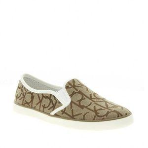 Calvin Klein RE9178 Khaki női cipő kép
