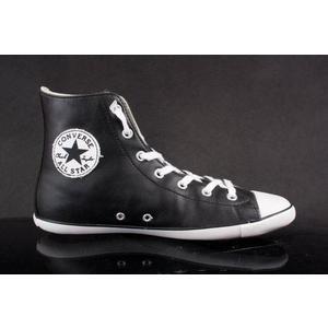 fekete magasszárú tornacipő kép