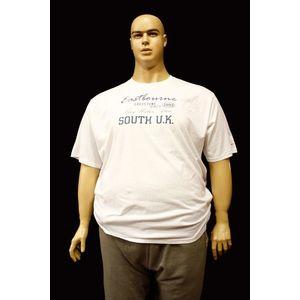 Greytone 038500 11000 fehér nagyméretű férfi póló (32 db