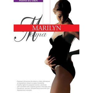 Női terhességi harisnya MAMA 60DEN Marilyn kép
