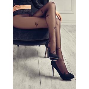 Női mintás harisnya GUCCI G09 20DEN Marilyn kép