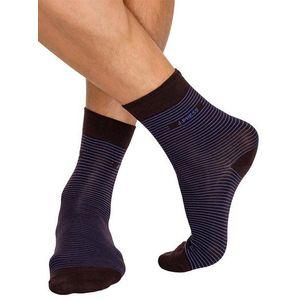 J.Press MAS015 mintás férfi zokni kép