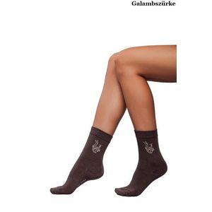 J.Press WS088 női lazított gumírozású zokni kép
