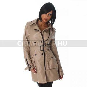 988b21493c Női dupla öves kabát Vailent-től (32 db) - Divatod.hu