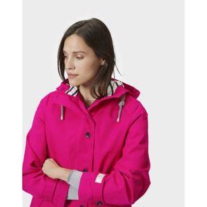 RIGHT AS RAIN COLLECTION - Joules cseresznye rózsaszín színű esőkabát kép