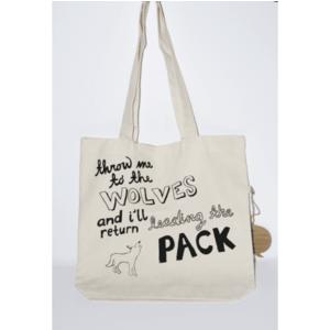 The Pack Society shopper táska, limitált kép