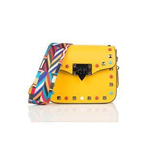 sárga táska kép