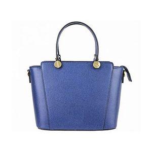 Michal Negrin Közepes méretű kék kézi táska kép