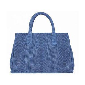 Michal Negrin Farmer kék maxi kézi táska kép