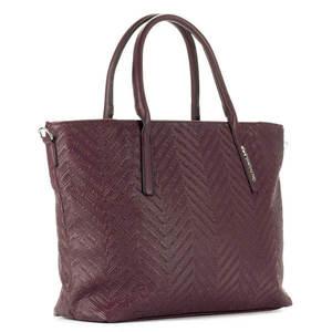 GianMarcoVenturi nagy méretű bordó női táska kép
