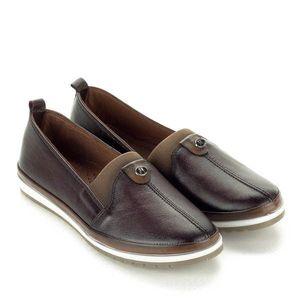 Anna Viotti lapos bőr cipő kép