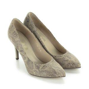 Anis magas sarkú női cipő kép