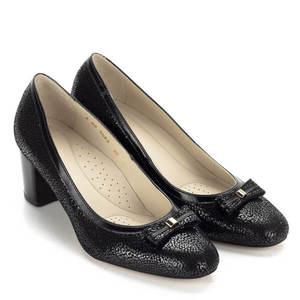 Elegáns Anis női bőr cipő kép
