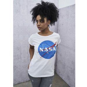 Mr. Tee Ladies NASA Insignia Tee white kép