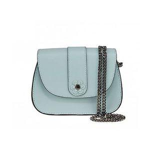 Michal Negrin Világos kék színű keresztpántos táska kép