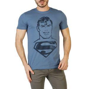 8de9381ef5 DC Comics Superman Acid Wash férfi rövid ujjú póló (36 db) - Divatod.hu