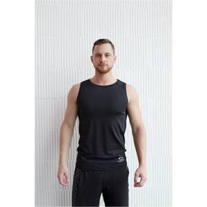 Indi-go Strong Body TRAIN edző trikó, fekete, L kép