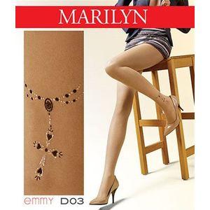 Marilyn 20 DEN mintás női harisnyanadrág kép
