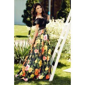 elegáns maxi ruha kép