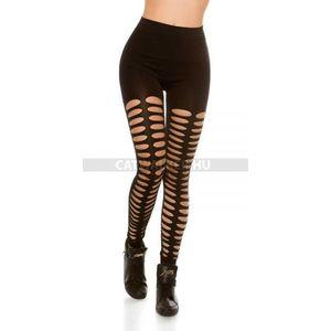 szaggatott leggings kép
