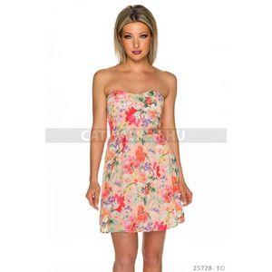 Nyári ruha, romantikus, nagyon szép mintás - catwalker kép