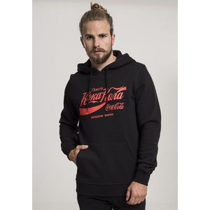 Mr. Tee Coca Cola Rus Hoody black kép