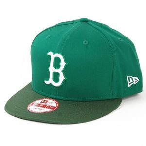 New Era 9Fifty Mono Block Boston Red Sox Kelly Green kép