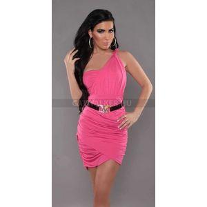 2720a79d26 Alkalmi ruha csavart pánttal - pink - catwalker (37 db) - Divatod.hu