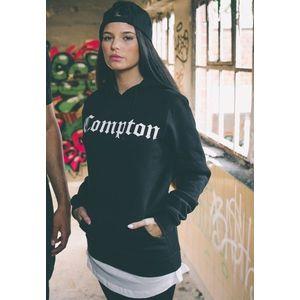 Mr. Tee Compton Hoody black kép