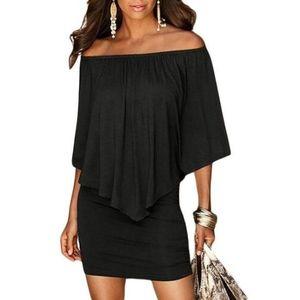 Fekete 3in1 ruha kép