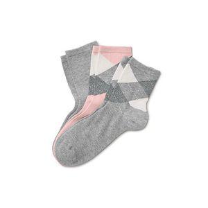 Tchibo 3 pár mintás női zokni szettben kép