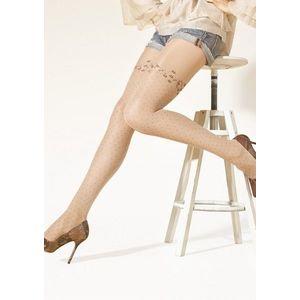 Női mintás harisnya EMMY F05 20DEN Marilyn kép