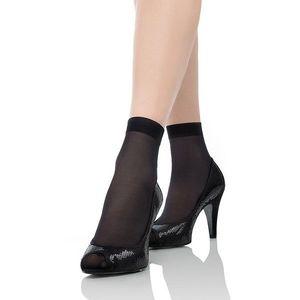 Női luxus zokni PETKI 15DEN lycra -2 pár Marilyn kép