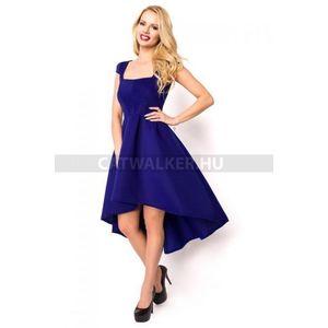 2f1449693a Alkalmi ruha, egyszerű elegancia - 39471 - kék - catwalker (30 db ...