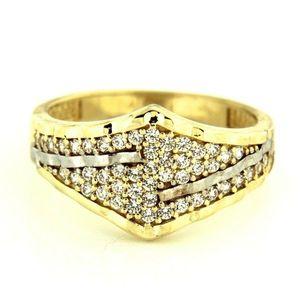 Arany gyűrű 13499 kép