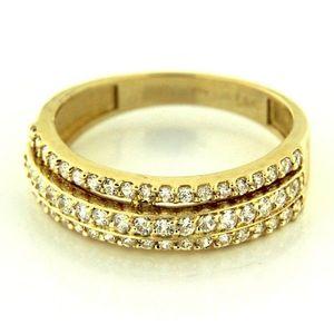 Arany gyűrű 13521 kép