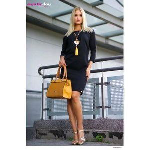 Adina fekete ruha kép
