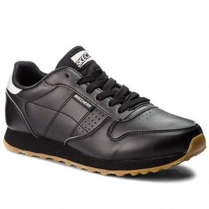 Sportcipő SKECHERS - Old School Cool 699/BLK Black kép